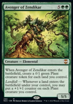 Avenger of Zendikar